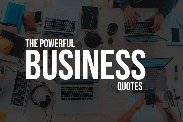 The Powerful business quotes in Hindi