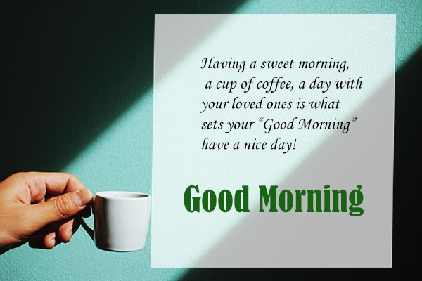 Good Morning Wishes for Everyone