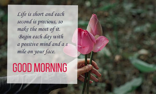 Good Morning Wishes for your long life