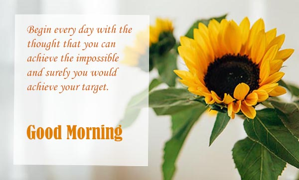 Good Morning Wishes to love everyone and keep smiling