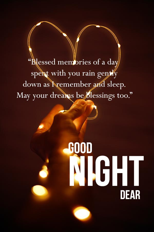 Good Night Love Wishes and Messages