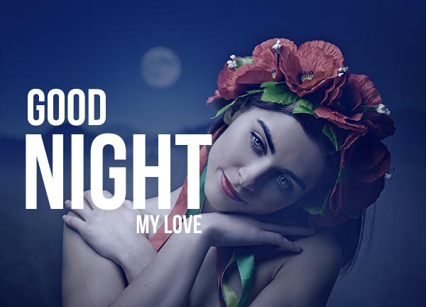 Good Night Love Wishes for Couple