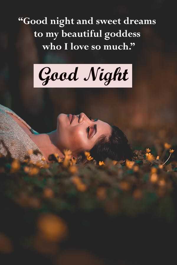 Good Night Msg and Images for Wife