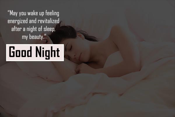Good night Msg and wishes for Girlfriend and Wife