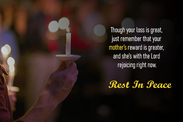 RIP Images and Messages for Mother