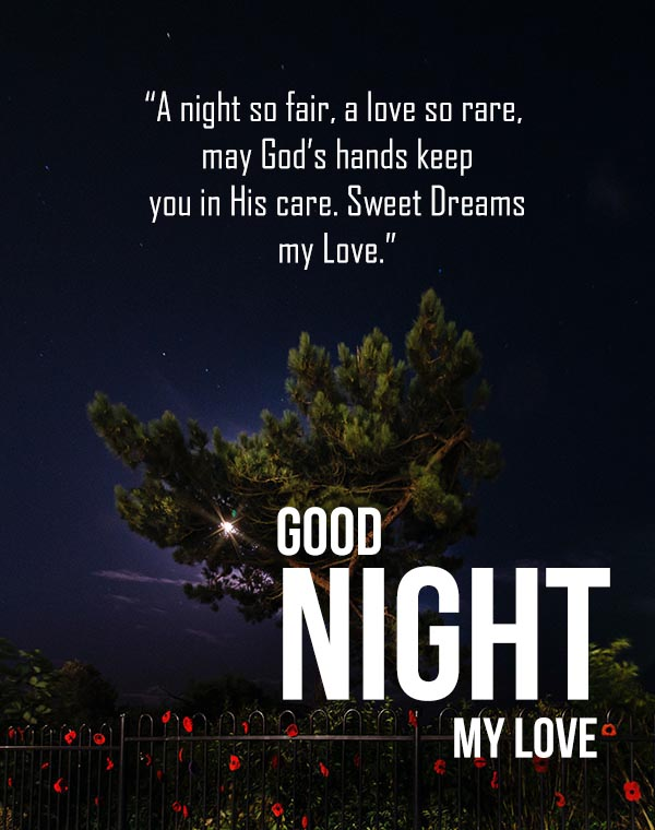 Sweet Dream and Good Night for Love