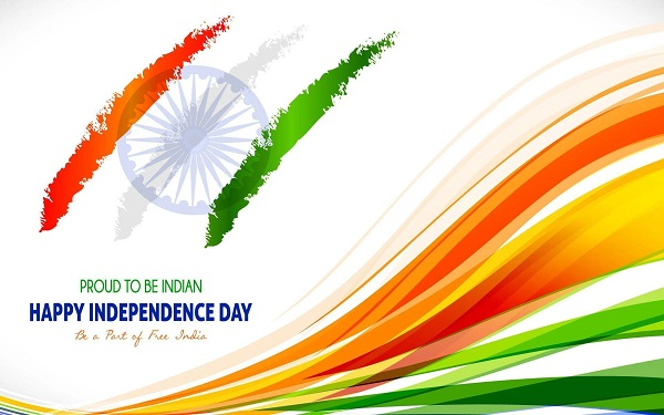 two line independence day wishes and sms for everyone